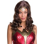 Adult Wonder Woman Superhero Costume Wig