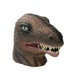 Deluxe Dinosaur Latex Mask Halloween Costume Accessory