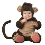 Lil' Monkey Toddler/ Infant Halloween Costume