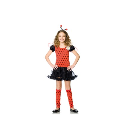 Adorable Daisy Bug Kids Halloween Costume