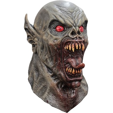 Adult Ancient Nightmare Orc Horror Halloween Mask