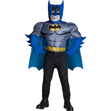Adult Batman Inflatable Costume Top