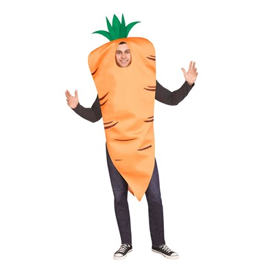 Adult Carrot Costume size Standard