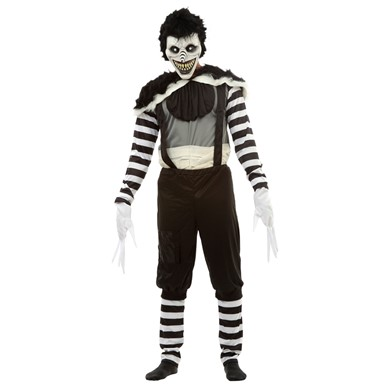 Adult Creepypasta: Laughing Jack Doll Costume