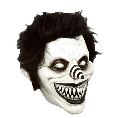 Adult Creepypasta Laughing Jack Mask – Scary Clown Mask