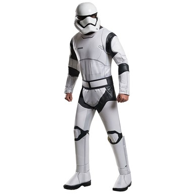 Adult Deluxe Stormtrooper Unisex Star Wars Costume