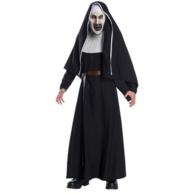 Adult Deluxe The Nun Movie Halloween Costume