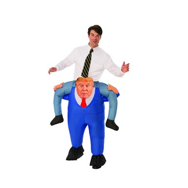 Adult Inflatable Presidential Piggyback Halloween Costume