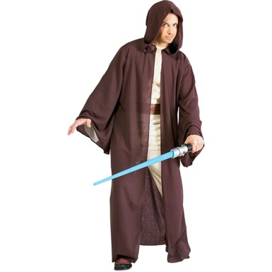 Adult Jedi Robe from Star Wars Halloween Costume 44
