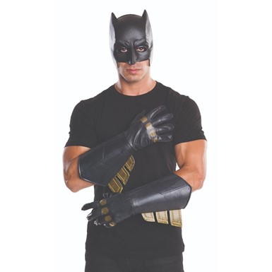 Adult Justice League Tactical Batman Gauntlets