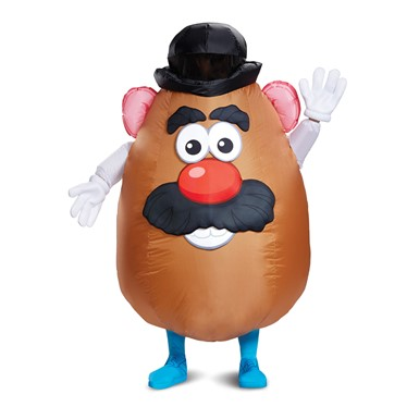 Adult Mr. Potato Head Inflatable Disney Toy Story Costume