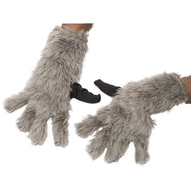 Adult Rocket Raccoon Gloves
