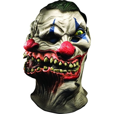 Adult Siamese Clown Halloween Mask