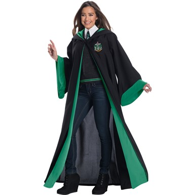 Adult Slytherin Student Harry Potter Costume