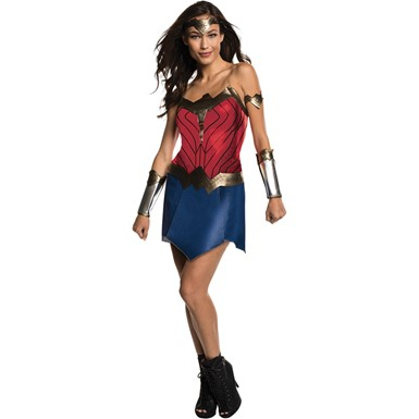 Adult Wonder Woman Movie SW Costume