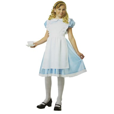 Alice Child Costume - Girls Halloween Costume