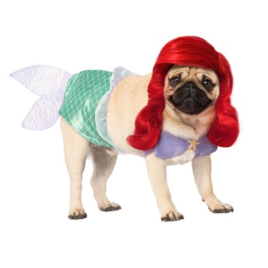 Ariel Disney Princess Pet Halloween Costume