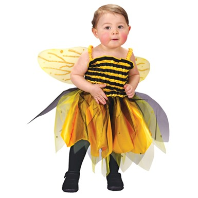 Baby Bee Infant Halloween Costume 12-24 Months 12-24