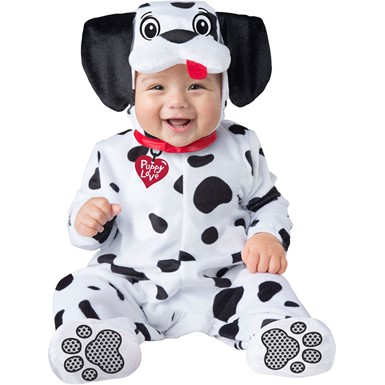 Baby Dalmatian Puppy Dog Halloween Costume