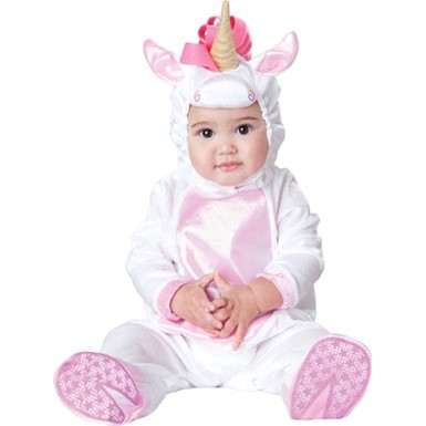 Baby Magical Unicorn Fantasy Storybook Costume