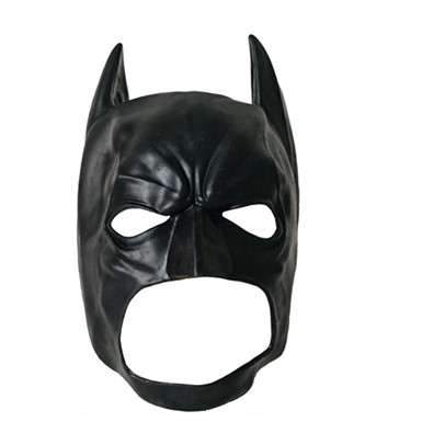 Batman Adult Full Latex Mask for Halloween Costume
