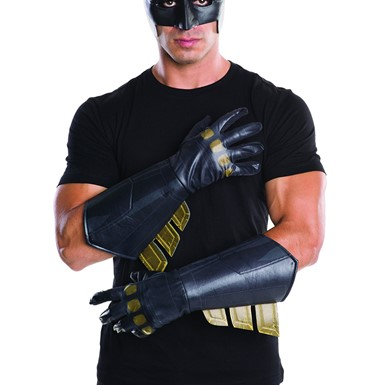 Batman Adult Gauntlets Classic Costume Accessory
