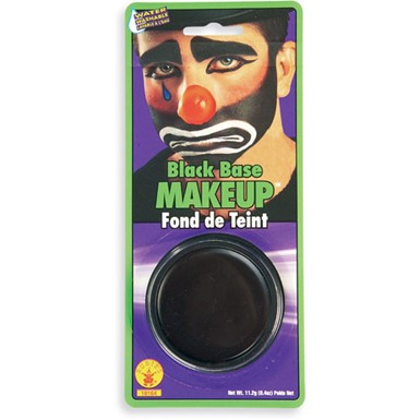 Black Base Makeup Halloween Costumes and Accessories