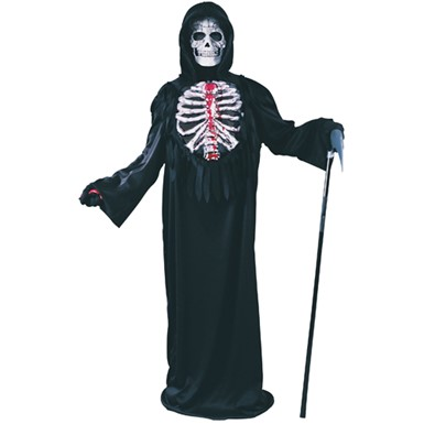 Bleeding Skeleton Child Halloween Costume