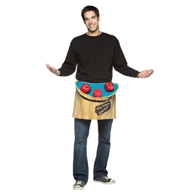 Bobbing for Apples Mens Halloween Costume