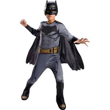 Boys Batman Justice League Halloween Costume