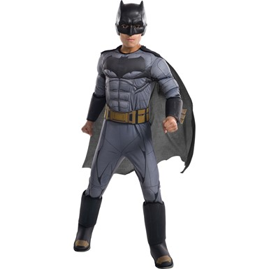 Boys Deluxe Batman Justice League Halloween Costume