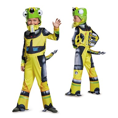 Boys Deluxe Dinotrux Revitt Costume