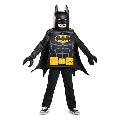 Boys LEGO Batman Movie Classic Halloween Costume