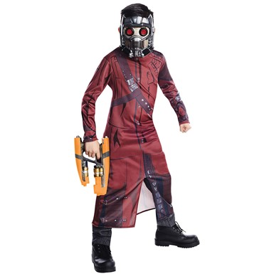 Boys Star-Lord Guardians of the Galaxy Costume