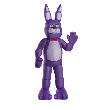Child FNAF Bonnie Inflatable Halloween Costume