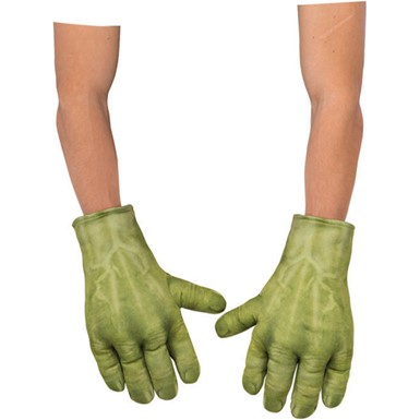 Child Hulk Marvel Costume Hands