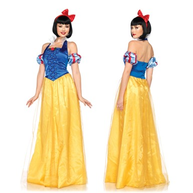 Halloween Costumes For Women Princess.Classic Disney Princess Snow White Womens Halloween Costume