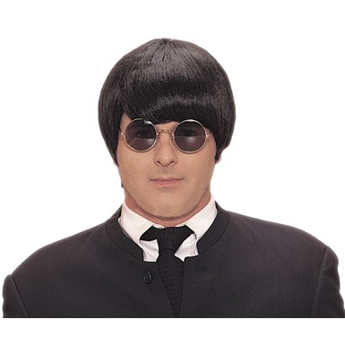 Deluxe Mens Beatles 60's Mod Costume Accessory Wig