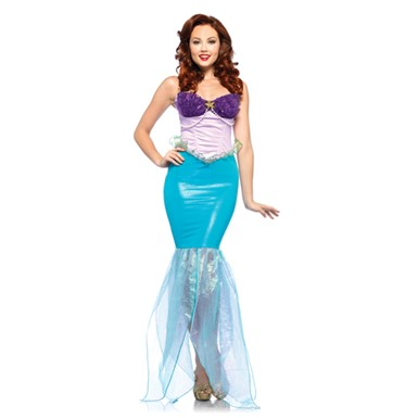 Disney Princess Undersea Ariel Little Mermaid Costume