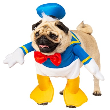 Donald Duck Disney Pet Halloween Costume
