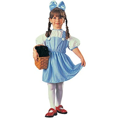 Dorothy Wizard of Oz Infant/Toddler Costume