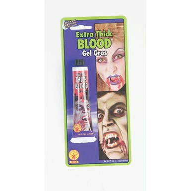 Extra Thick Vampire Blood Halloween Costume Accessories
