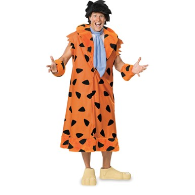 Fred Flintstone Big & Tall Adult Halloween Costume 46-52 Plus