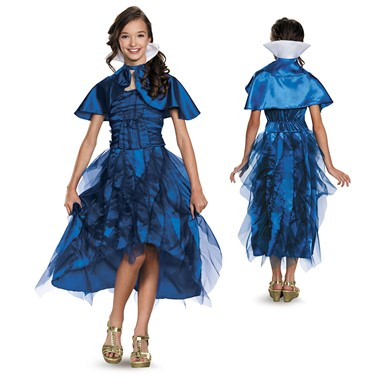 girls deluxe evie coronation halloween costume