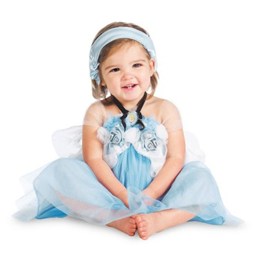 Girls Disney Cinderella Princess Infant/Toddler Costume