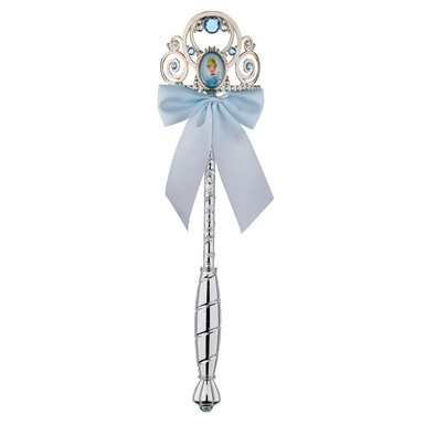Girls Disney Deluxe Cinderella Halloween Wand