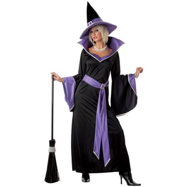 Incantasia The Glamour Witch Adult Halloween Costume