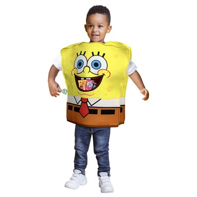 Kids SpongeBob SquarePants Candy Catcher Toddler Costume