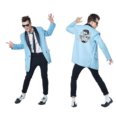 Mens 50's Teen Idol Halloween Costume