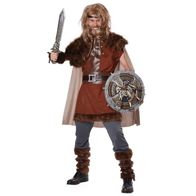 Mens Mighty Viking Halloween Costume